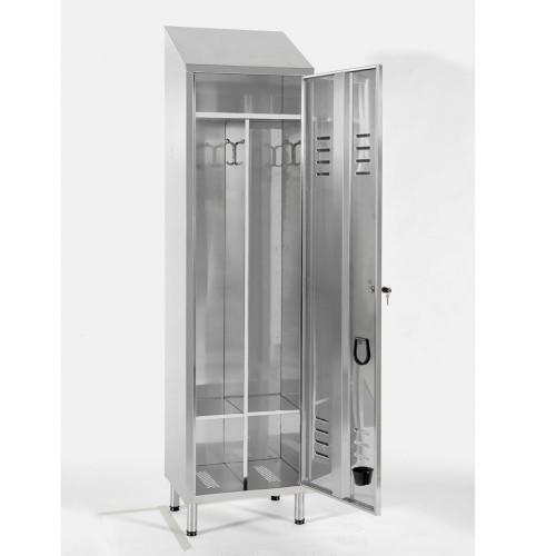 Garderobne omare INOX AISI 304