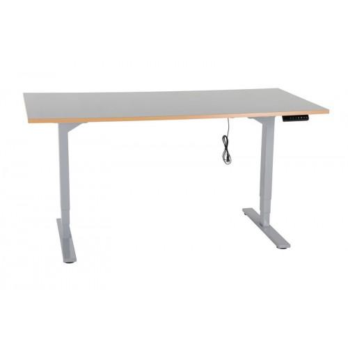 Električno nastavljiva delovna miza