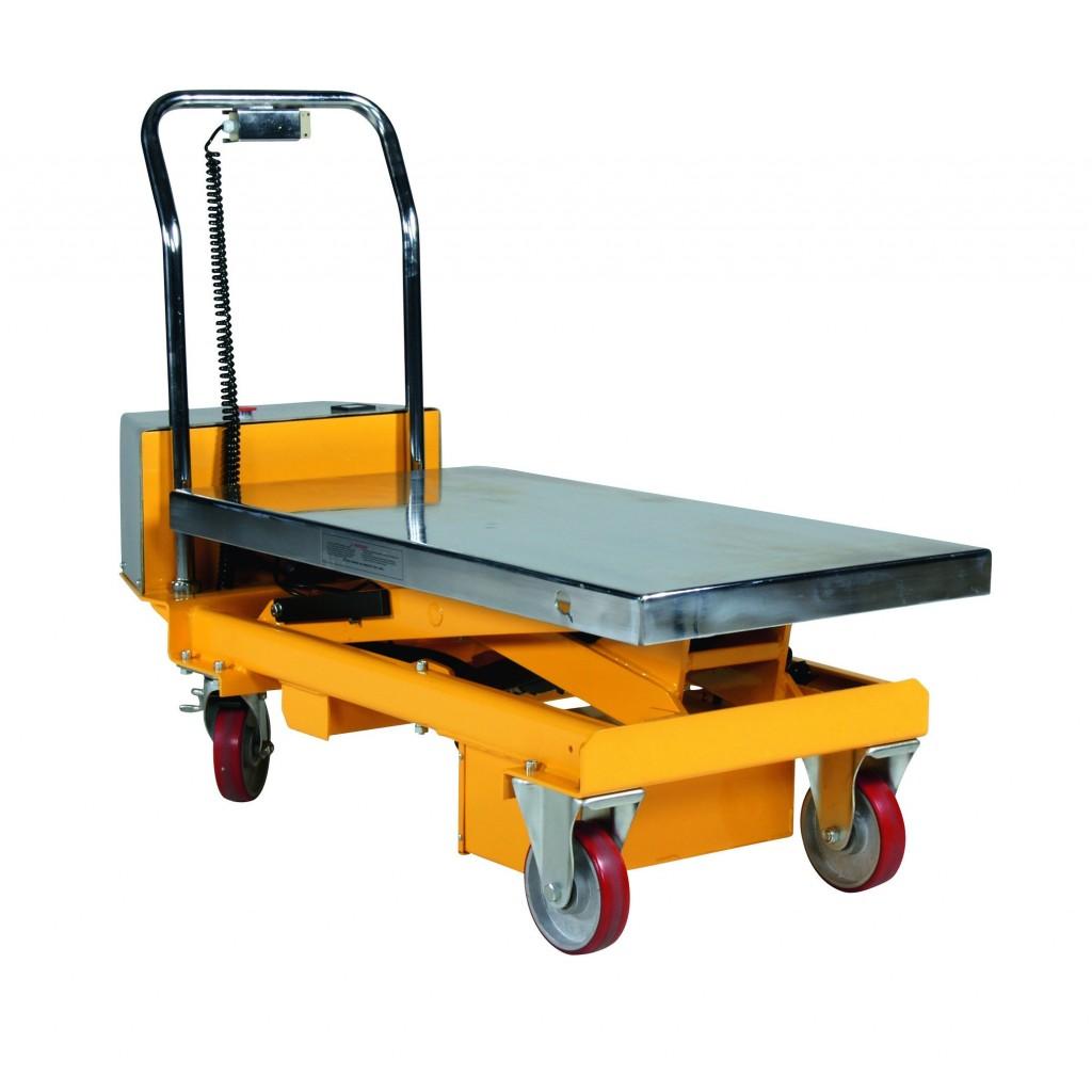 Premične delovne dvižne mize SP