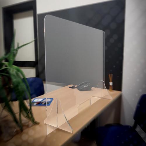 Zaščitna stena za pisarne in recepcije