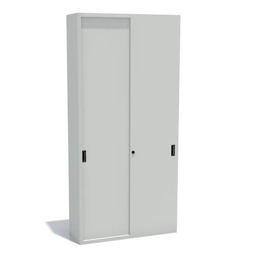 Arhivska omara z drsnimi vrati 1200X450X2500