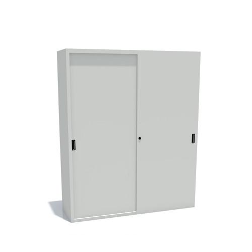 Arhivska omara z drsnimi vrati 1800X450X2500