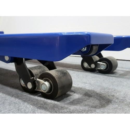 Paletni viličar s tehtnico KPZ 719 / 2500kg