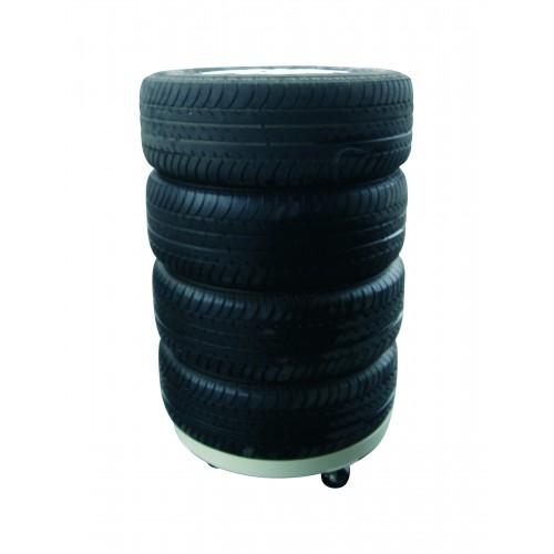 Voziček za sode in pnevmatike 200 l.