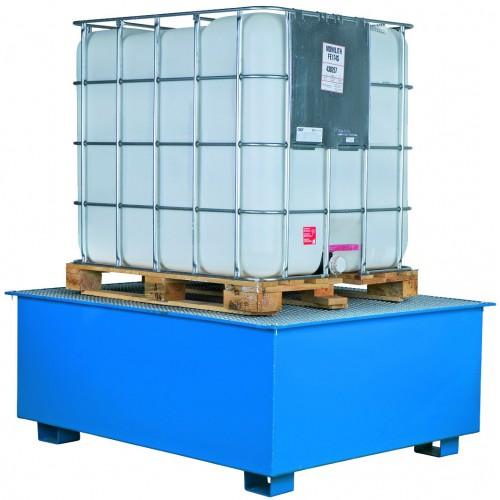 Paletni nosilec/lovilec za IBC cisterne