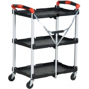 PV330 Zložljiv servisni voziček