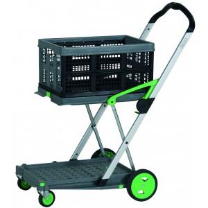 Zložljiv ročni transportni voziček Clax