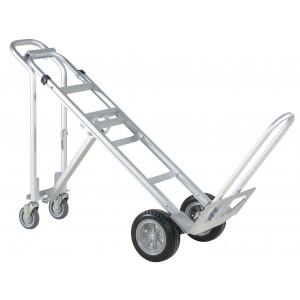 Kombiniran aluminijast skladiščni ročni voziček A107