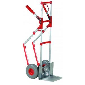 Aluminijast skladiščni ročni voziček A106