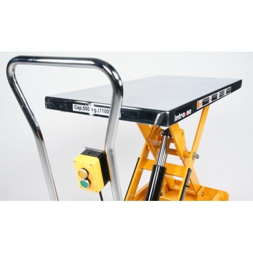 Električna premična dvižna miza PL 500