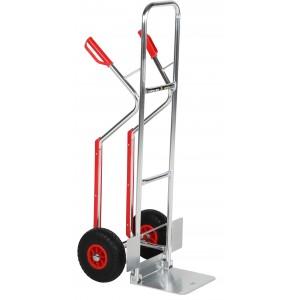 Aluminijast ročni voziček HT1878 180kg