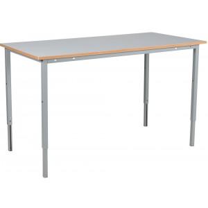Ročno nastavljiva delovna miza