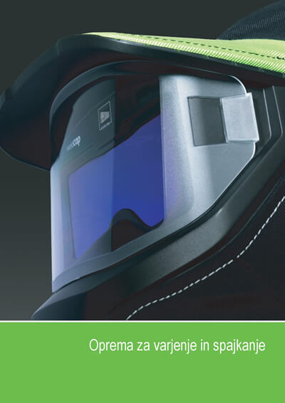 Katalog - Varjenje in spajkanje